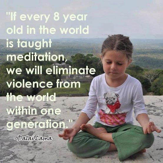 child-meditation